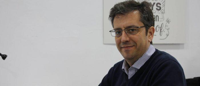 Entrevista a David Martín Jiménez