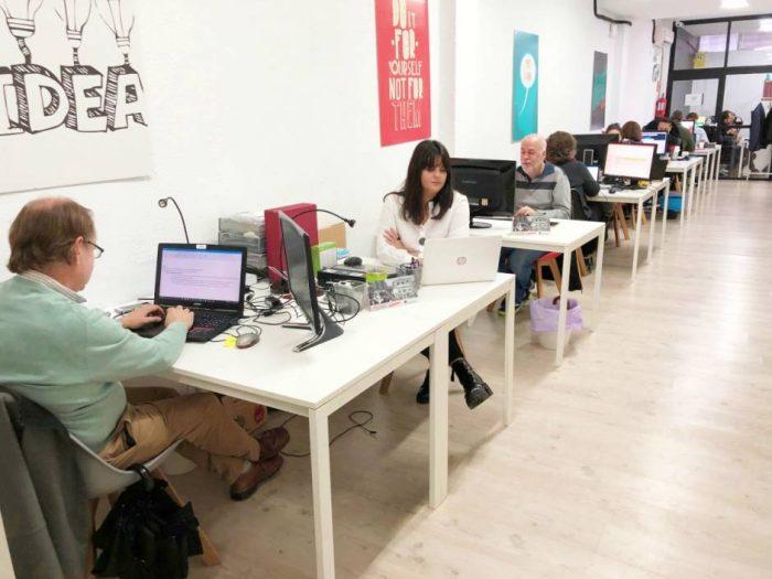 Evolución de los coworking en Alcorcón