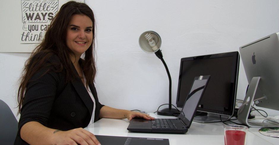 Ana Haro Coworker de Dreamsoft Coworking