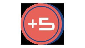Icono coin 5