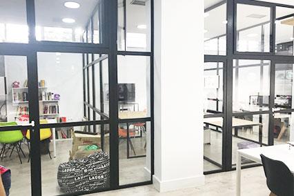 Despachos Dreamsoft - Coworking en Alcorcón