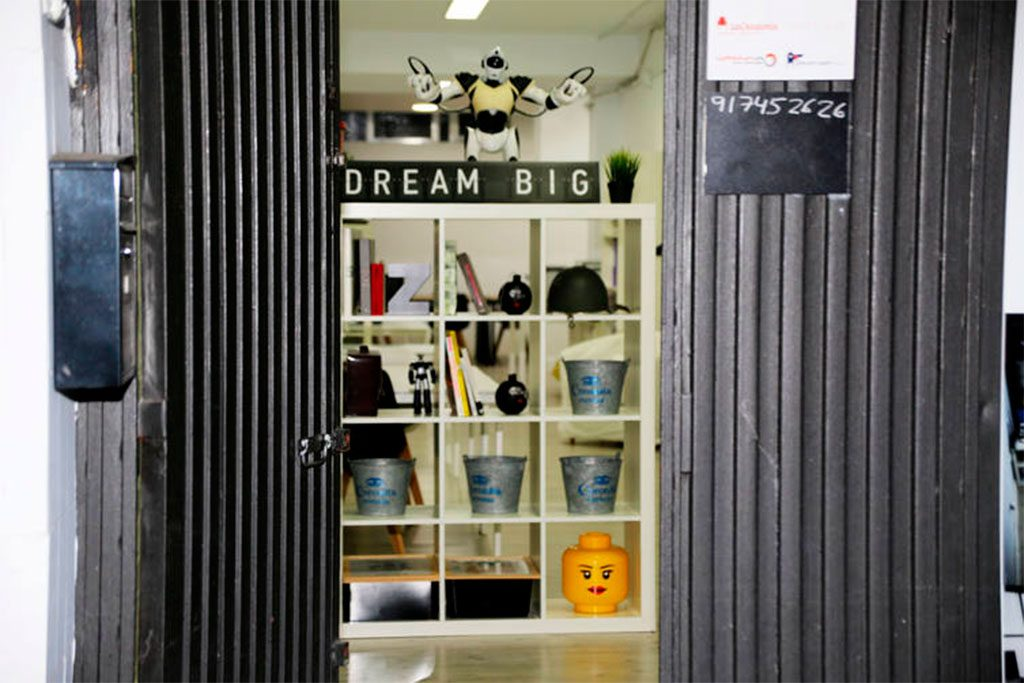 Puerta entrada Dreamsoft