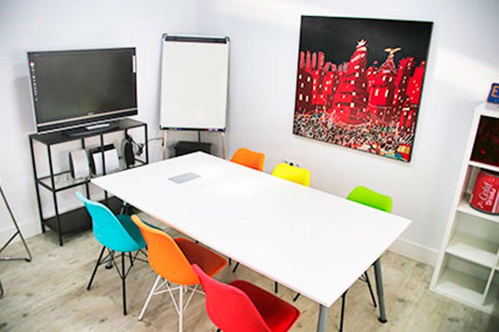 Sala de reuniones Dreamsoft