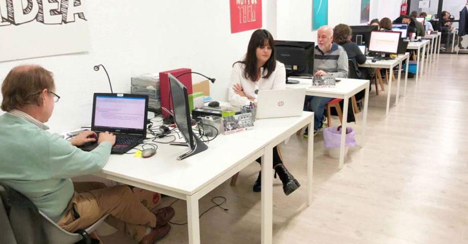 Coworking Dreamsoft Alcorcón