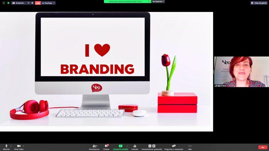 MasterClass I Love Branding